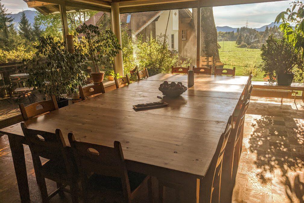 Ein Holzboden wie neu!