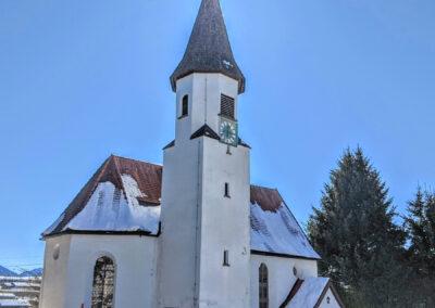 Bachtelrundweg Kirche