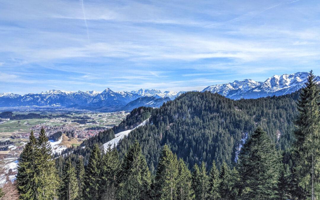 Panorama Kappeler Alm