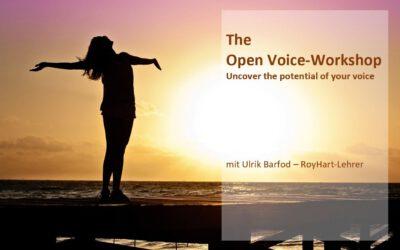 16. – 20.08.2021 The open voice nach Roy Hart mit Ulrik Barfod